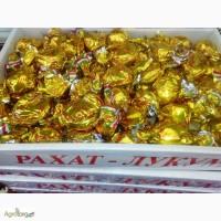 Шоколадные конфеты с натуральными фруктами.14 видов