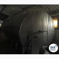 Охолоджувач молока Б / У FABDEC 15 000 закритого типу об#039;ємом 15 000 літрів