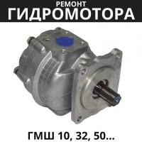 Ремонт гидромотора ГМШ 10, 32, 50   Гидравлик (Украина)