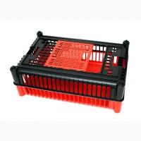 Клітки (ящик) для перевезення курей, бройлерів Польща розмір 92*62*31