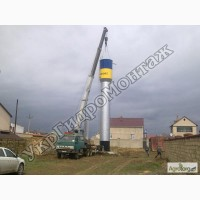 Водонапорные Башни, Изготовление Башня Рожновского,по Украине