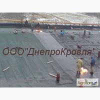 Ремонт крыш элеваторов, складов и других сооружений в Кобеляках