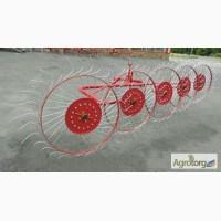Грабли ворошилки на 5 колес, грабли ворошилки или солнышко