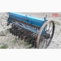 Сеялка б/у для мини трактора Польша 1, 5 -3, 0 м