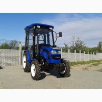 Продам Мини-трактор Lovol/Foton TE-244 (Фотон-244) с кабиной, реверсом и широкими шинами