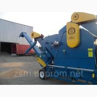 ОВС-70МП комбинированный с зернометателем и зернопогрузчи