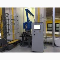 Покрасочный роботизированный комплексLesta LeBot R500 A5
