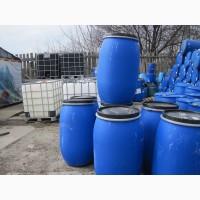 Продам бочки пластиковые 200л в хорошем состоянии