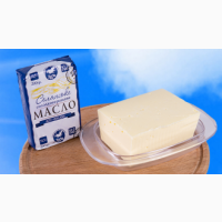 Масло сливочное ГОСТ 73% (пачка 200г) ТМ Зорька