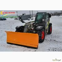 Отвал снегоуборочный к погрузчикам всех производителей Claas, Case, Manitou, Merlo, Bobcat