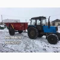 Полуприцеп НТС-5 УСИЛЕННЫЙ