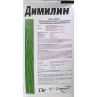 Инсектицид Димилин (яблоня, капуста, сады, лиственные и хвойные породы)