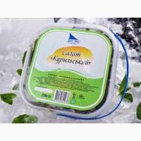 Салат из морской капусты Курильский