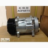 Код: AC.100.281 Тип компрессора: 7H15 (709) Тип шкива: 2A/132 мм 12V