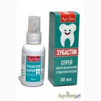 Зубастик- спрей стоматологический для собак и кошек