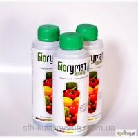 Биогумат «ЖИВОРОСТ» работает как природный стимулятор роста растений