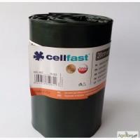 Cellfast. Газонний бордюр (стрічка) 20см х 9м, темно-зеленого кольору