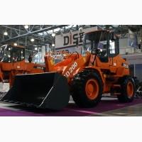 Продажа новых фронтальных погрузчиков Doosan SD200