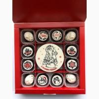 Шоколадные подарки на Новый 2019 год - год Крыски