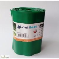 Cellfast. Газонна стрічка (бордюр) 20см х 9м, зеленого кольору