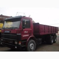СКАНИЯ 125 зерновоз, трех сторн.розгрузка 25 тон.Продажа/обмен