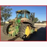 Продам Трактор гусеничный JOHN DEERE 9560 RT, 2012 г.в. срочно