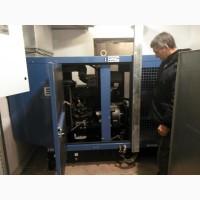 Техобслуживание, сервис и ремонт электростанций