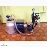 Доїльний апарат українського виробництва на одне відро