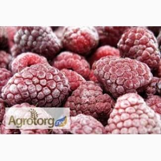 Продам замороженную ягоду малины