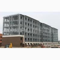 Строительство зданий, заводы, производство пищевые и технические помещение