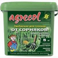 Agrecol удобрение для газонов от сорняков 5кг