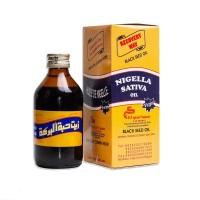 El Captain масло черного тмина Nigella Sativa 120 мл. и 250 мл. из Египта