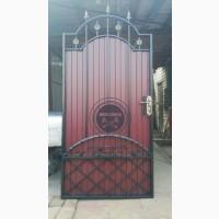 Двери, решетки, балконы, беседки, заборы, ворота, кованые изделия, козырьки и навесы