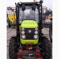 Трактор Zoomlion RK-504 c кабиной