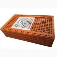 Ящик для перевозки птицы (курей, бройлеров, перепела) в наличии
