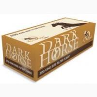 Акция!! Сигаретные гильзы Dark Horse коричневые | От ТАБАК ОПТ
