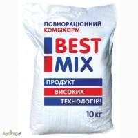 Комбікорм для бройлерів Best Mix