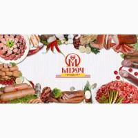 Ковбаси й ковбасні вироби та м'ясні делікатеси доставка Киев и область