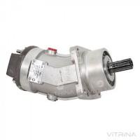 Гидромотор аксиально-поршневой 410.56-00.02   шлицевой вал d=30, реверс