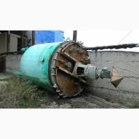 Термосбраживатель, эмалированный, реактор