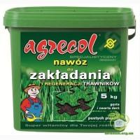 Удобрение Agrecol для газонов 5кг
