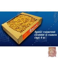 Продаем арахис жареный фасованный и весовой собственной производства ООО Флагман