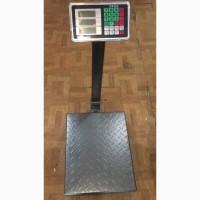 Весы товарные производственные 300 кг 450х600 мм
