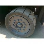 Вилочный электропогрузчик TCM FB25-17 на 2.5 тонны