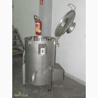Машина для очистки желудков. Центрифуга