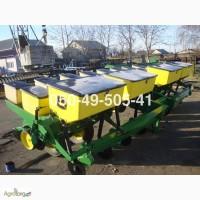 Сівалка механічна кукурудзяна Джон Дір John Deere 7000 8 рядка б/у з капремонтом ціна