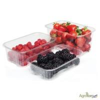 Пластиковая пинетка для ягод 1, 0 кг