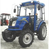 Мини-трактор Dongfeng-244C (Донгфенг-244К) с обновленной кабиной (продам)