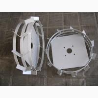 Грунтозацепы для мотоблока, колеса с грунтозацепами на мотоблок