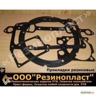 Прокладки резиновые для грузовых автомобилей и спецтехники. Товар от производителя!